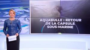 Pascale De La Tour Du Pin dans le Dej Info - 09/09/21 - 03