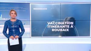 Pascale De La Tour Du Pin dans le Dej Info - 09/09/21 - 09