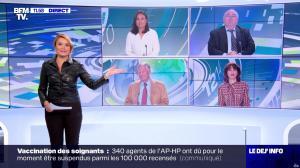 Pascale De La Tour Du Pin dans le Dej Info - 16/09/21 - 02