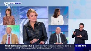 Pascale De La Tour Du Pin dans le Dej Info - 16/09/21 - 04
