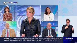 Pascale De La Tour Du Pin dans le Dej Info - 16/09/21 - 05