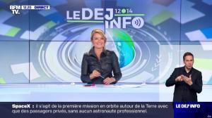 Pascale De La Tour Du Pin dans le Dej Info - 16/09/21 - 09