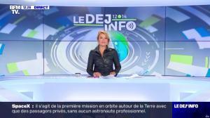 Pascale De La Tour Du Pin dans le Dej Info - 16/09/21 - 10