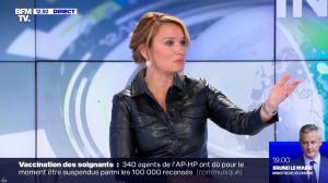 Pascale De La Tour Du Pin dans le Dej Info - 16/09/21 - 11