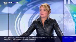 Pascale De La Tour Du Pin dans le Dej Info - 16/09/21 - 12