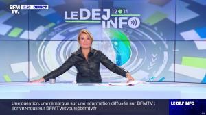 Pascale De La Tour Du Pin dans le Dej Info - 16/09/21 - 13