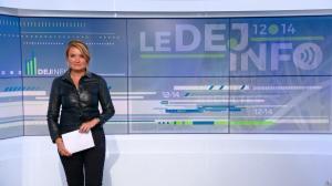 Pascale De La Tour Du Pin dans le Dej Info - 16/09/21 - 16