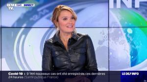 Pascale De La Tour Du Pin dans le Dej Info - 16/09/21 - 17