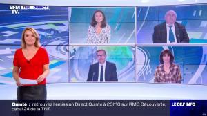 Pascale De La Tour Du Pin dans le Dej Info - 17/09/21 - 03