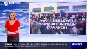Pascale De La Tour Du Pin dans le Dej Info - 17/09/21 - 04