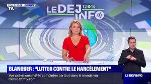 Pascale De La Tour Du Pin dans le Dej Info - 17/09/21 - 06