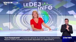 Pascale De La Tour Du Pin dans le Dej Info - 17/09/21 - 07