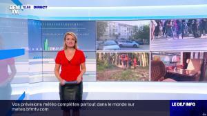 Pascale De La Tour Du Pin dans le Dej Info - 17/09/21 - 09