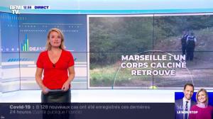 Pascale De La Tour Du Pin dans le Dej Info - 17/09/21 - 10