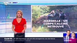 Pascale De La Tour Du Pin dans le Dej Info - 17/09/21 - 11