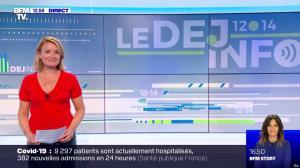 Pascale De La Tour Du Pin dans le Dej Info - 17/09/21 - 12