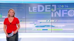 Pascale De La Tour Du Pin dans le Dej Info - 17/09/21 - 13