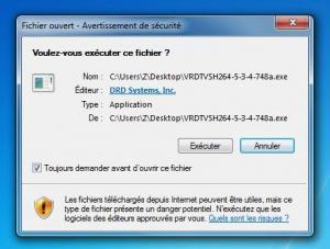 ext - Installation de VideoRedo - 01