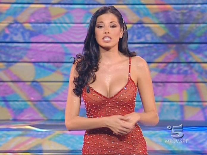 Aida Yespica. Diffusé à la télévision le 13/01/07.