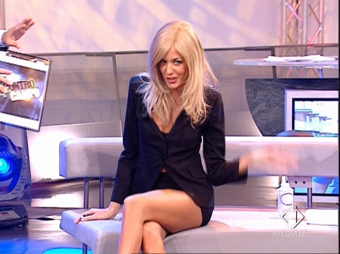 Alessia Fabiani dans Guida Al Campionato. Diffusé à la télévision le 02/09/07.