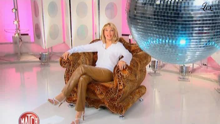 Amanda Lear dans Tendance Amanda. Diffusé à la télévision le 25/09/04.