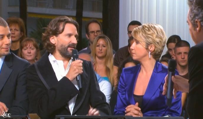 Ariane Massenet dans le Grand Journal De Canal Plus. Diffusé à la télévision le 15/05/09.