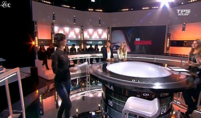 Elise Chassaing dans la Quotidienne Du Cinema. Diffusé à la télévision le 08/10/10.