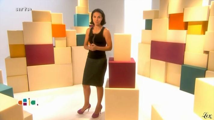 Isabelle Giordano dans Chic. Diffusé à la télévision le 07/09/09.