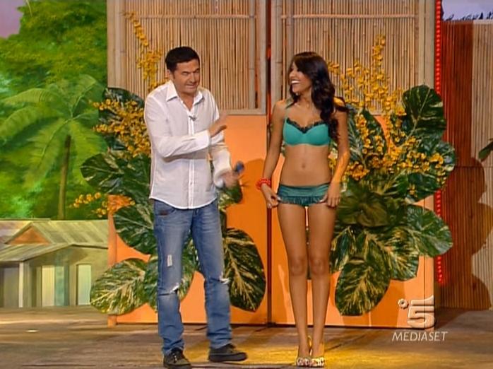 Juliana Moreira dans Cultura Moderna. Diffusé à la télévision le 12/06/07.