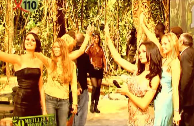 Laetitia Bléger dans Première Compagnie. Diffusé à la télévision le 01/04/05.