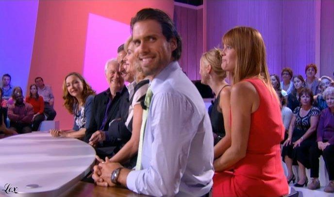Michelle Stafford dans le Grand Journal De Canal Plus. Diffusé à la télévision le 07/10/08.
