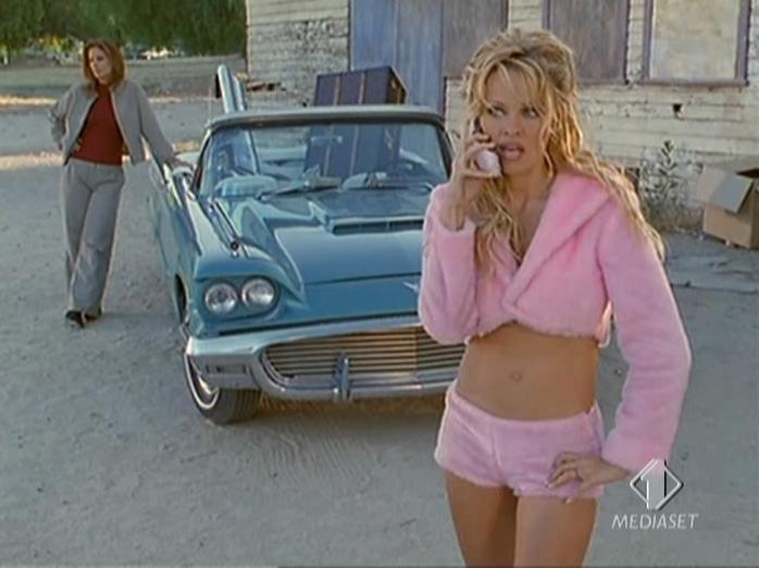 Pamela Anderson dans VIP. Diffusé à la télévision le 26/05/06.