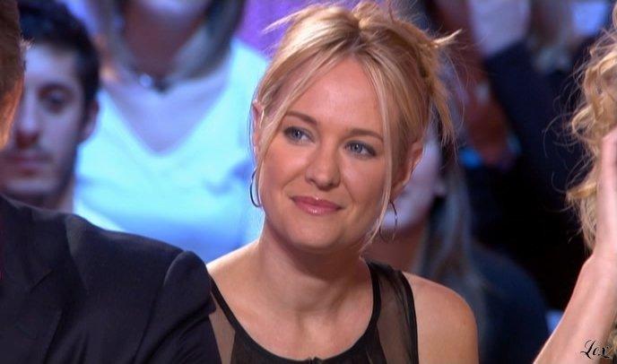 Sharon Case dans le Grand Journal De Canal Plus. Diffusé à la télévision le 07/10/08.