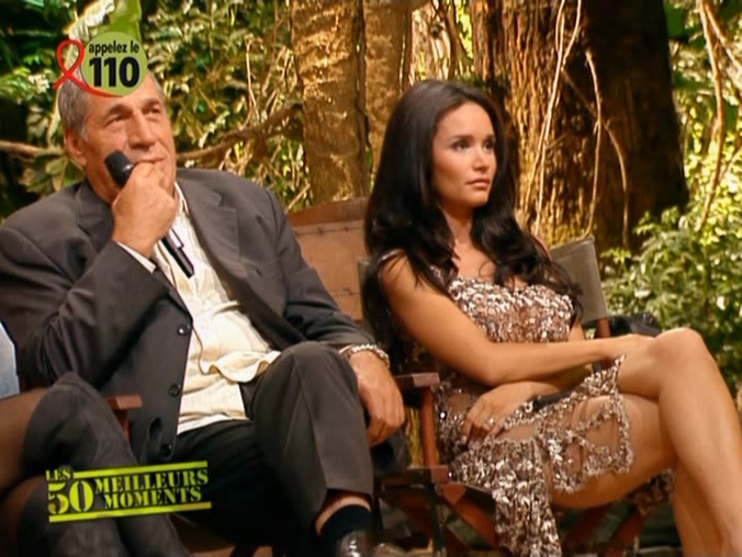 Thallia dans Première Compagnie. Diffusé à la télévision le 01/04/05.