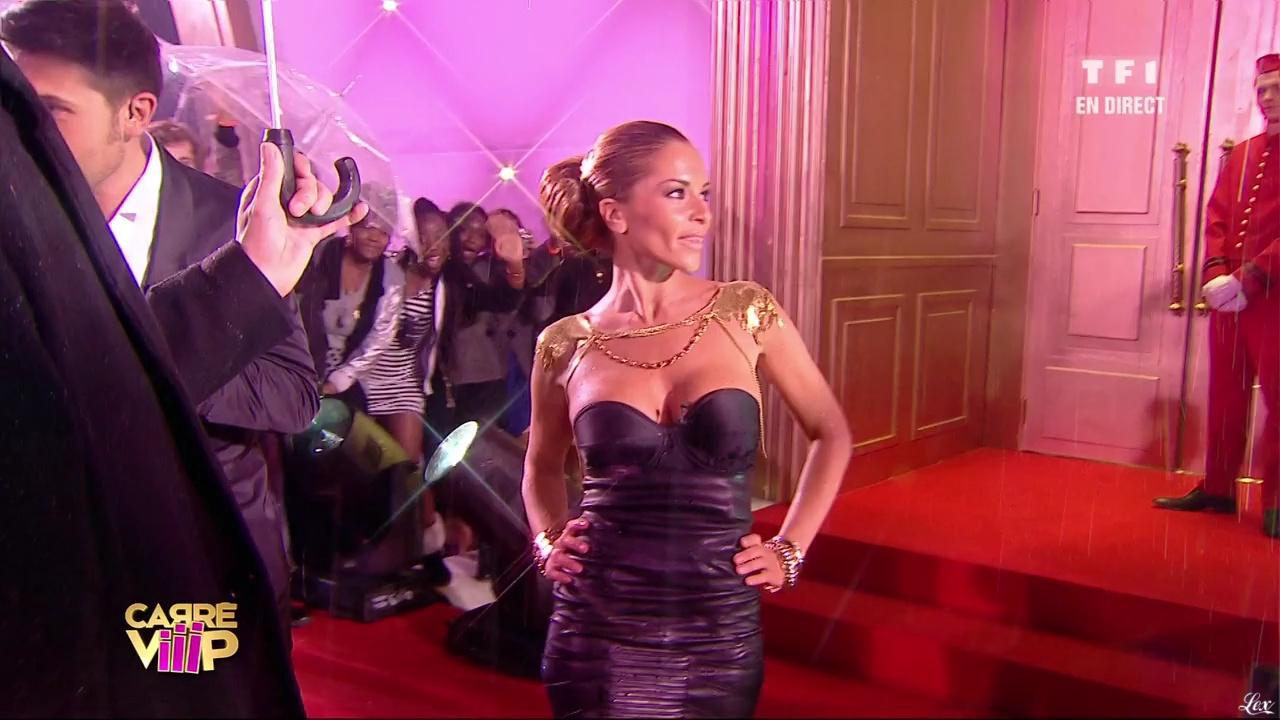 Candice dans Carré Viiip. Diffusé à la télévision le 18/03/11.