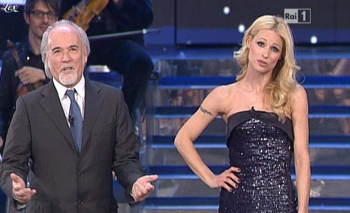 Michelle Hunziker dans 51 Premio TV. Diffusé à la télévision le 20/03/11.