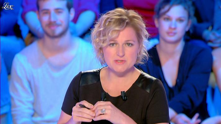 Anne-Elisabeth Lemoine dans la Nouvelle Edition. Diffusé à la télévision le 24/05/12.