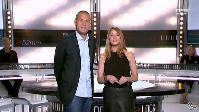 Valérie Amarou dans la Quotidienne du Cinema. Diffusé à la télévision le 21/08/11.