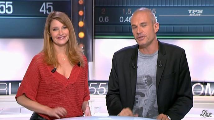Valérie Amarou dans la Quotidienne du Cinema. Diffusé à la télévision le 30/06/11.