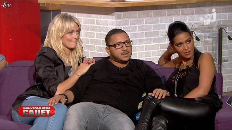 Ayem dans Bienvenue Chez Cauet. Diffusé à la télévision le 10/03/12.