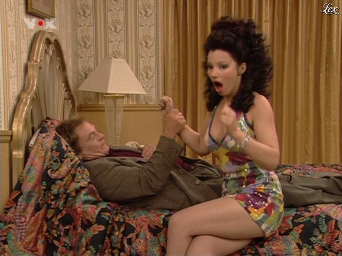 Fran Drescher dans Die Nanny. Diffusé à la télévision le 27/07/11.