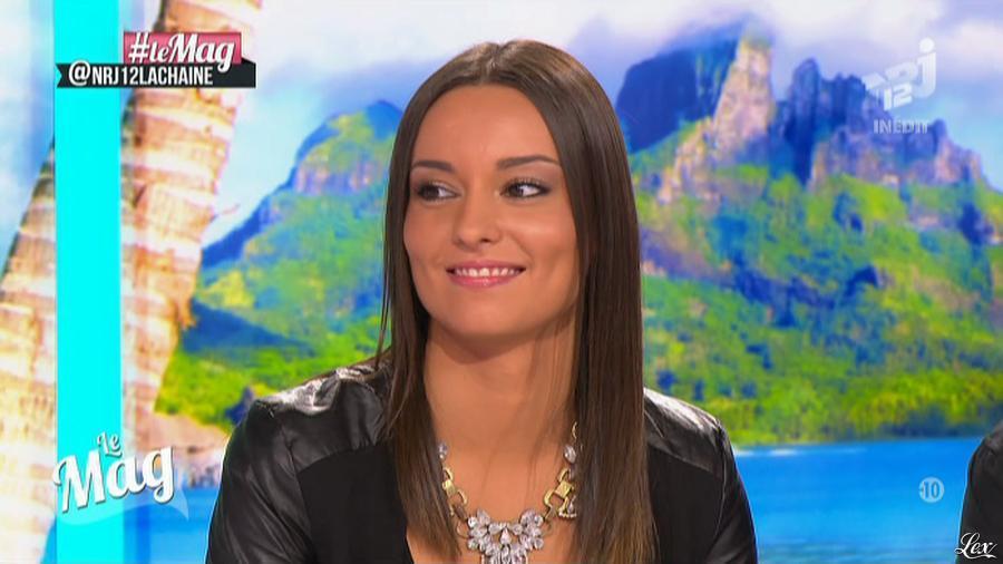 Laura Coll dans le Mag. Diffusé à la télévision le 21/11/13.