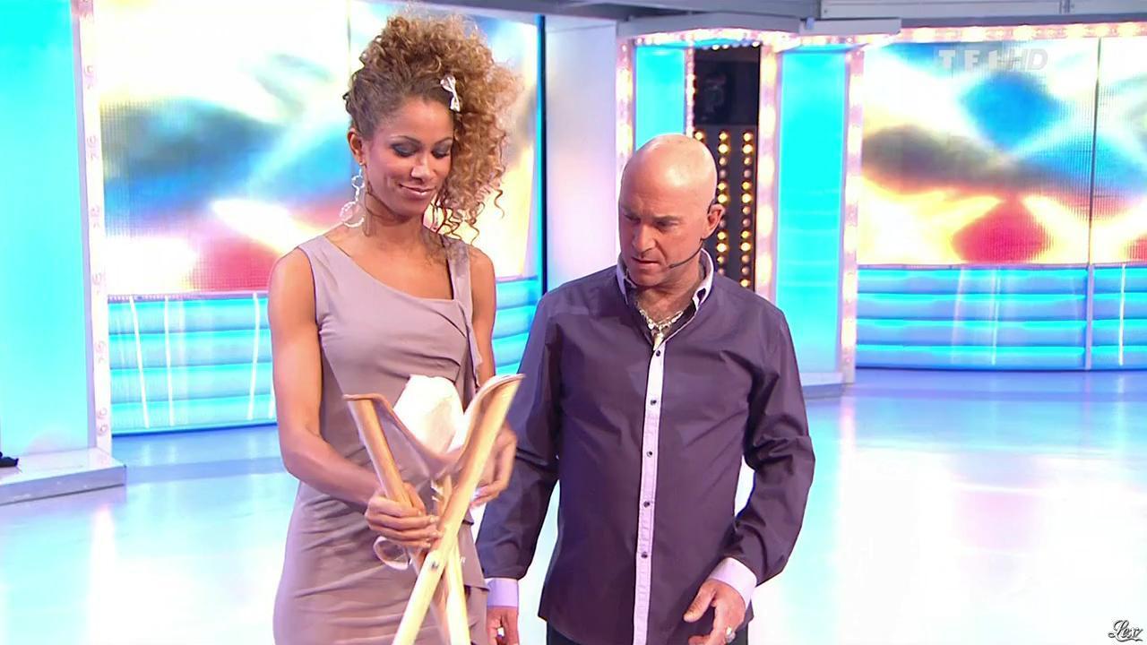 Doris Rouesne dans le Juste Prix. Diffusé à la télévision le 20/01/11.