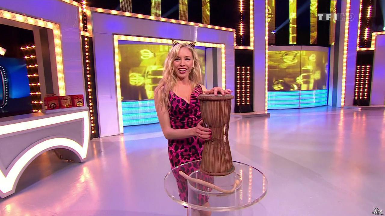 Nadia Aydanne dans le Juste Prix. Diffusé à la télévision le 17/09/13.