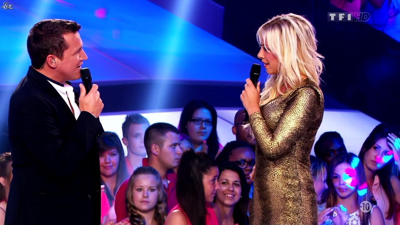 Stéphanie dans Secret Story. Diffusé à la télévision le 06/09/13.