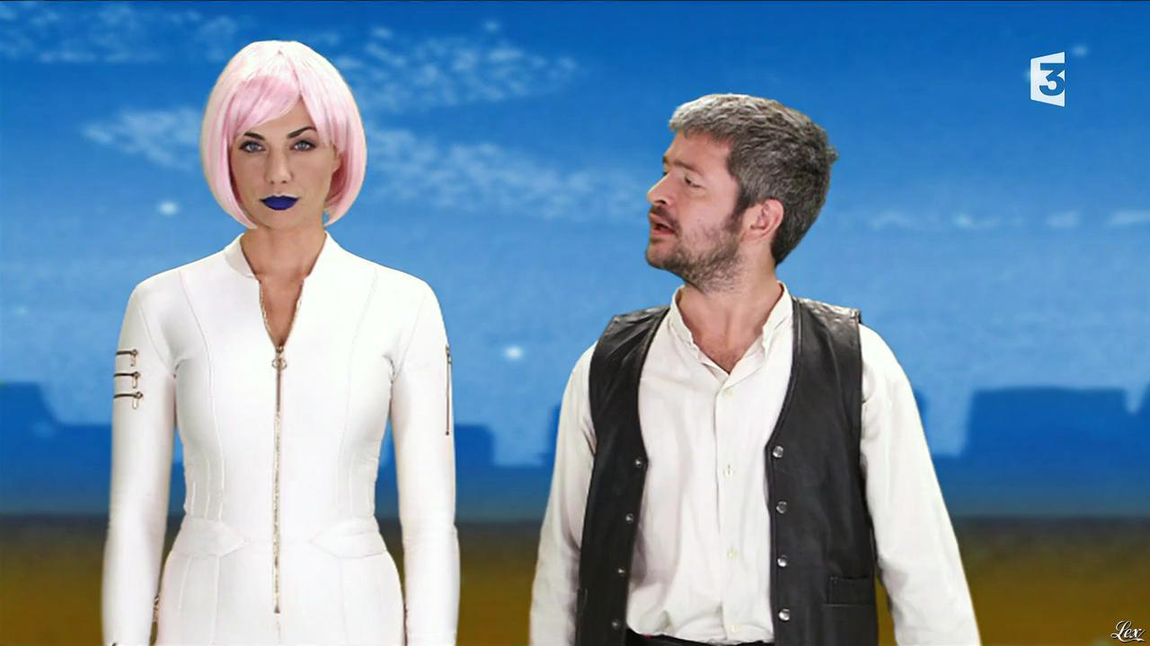Ariane Brodier dans Bunny Tonic. Diffusé à la télévision le 21/06/15.