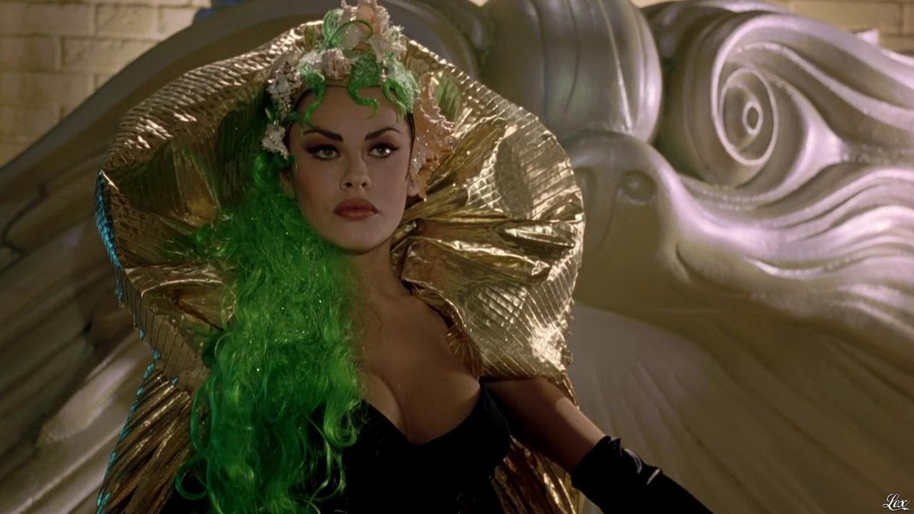 Eva Grimaldi dans les Anges Gardiens. Diffusé à la télévision le 29/12/09.