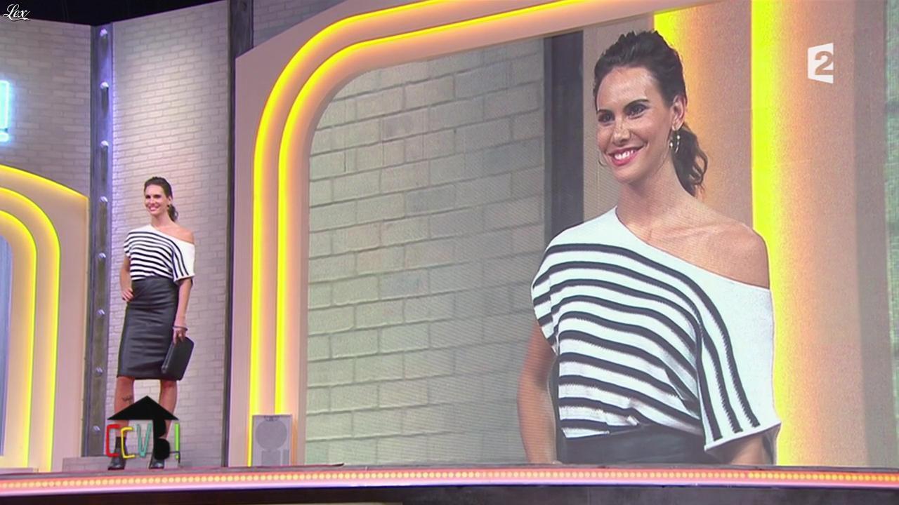 Inconnue dans Comment Ça Va Bien. Diffusé à la télévision le 30/06/15.