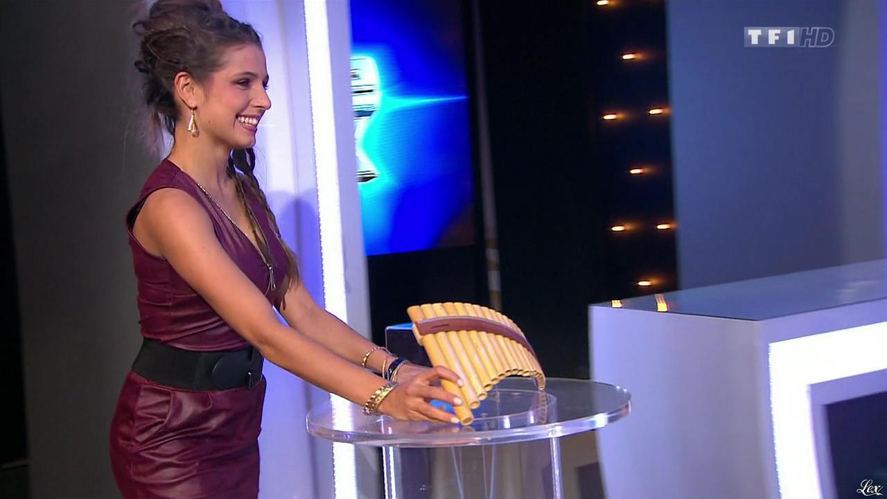 Alice Llenas dans le Juste Prix. Diffusé à la télévision le 06/03/15.