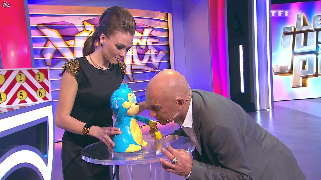 Cyrielle Joelle dans le Juste Prix. Diffusé à la télévision le 04/03/15.